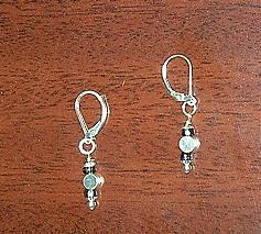 earringsblacksilver
