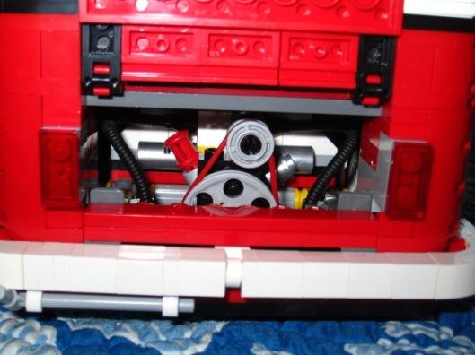 My engine fits!!  Phew!